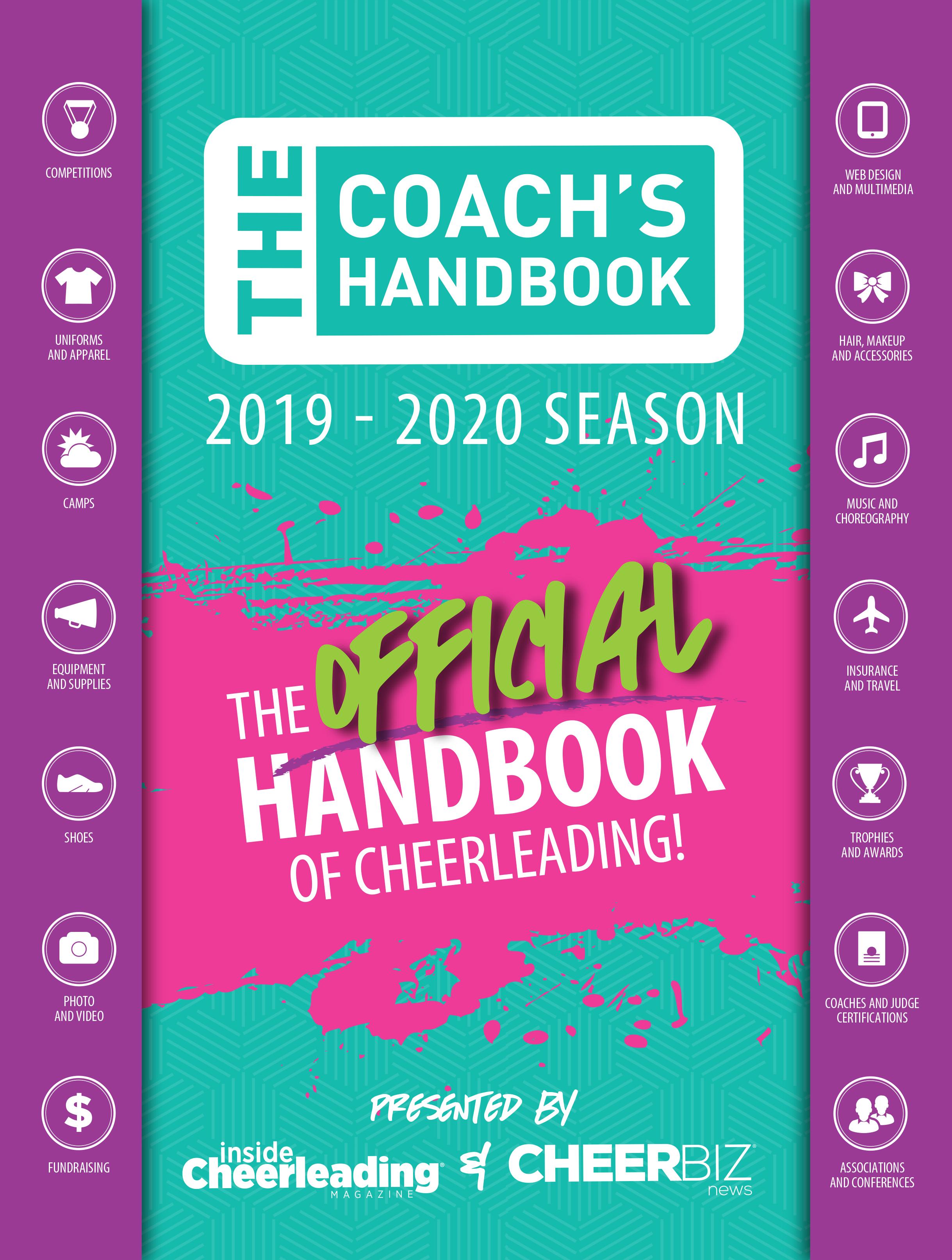 The Coach's Handbook - Cover